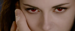 Amanecer - Bella Vampiro