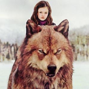 Amanecer - Jacob y Renesmee
