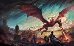 Baile con Dragones - El Foso de Lucha