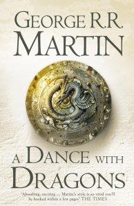 Baile con Dragones - Portada