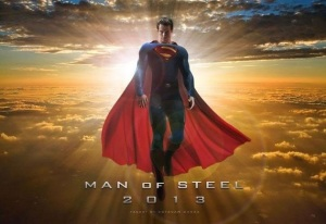 Man of steel - Portadita