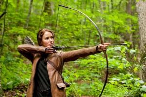 La versión cinematográfica de Katniss Everdeen
