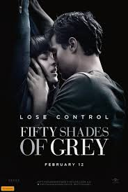 50 Sombras - Poster