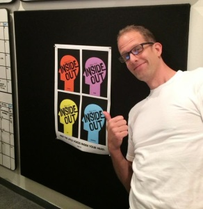 Pete Docter, el director
