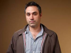 Alex Garland - El director