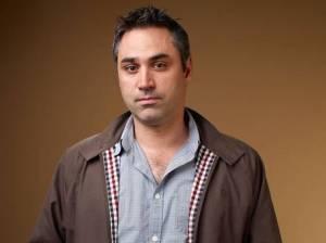 Alex Garland - El director