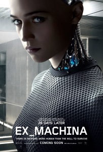 Ex Machina - Poster