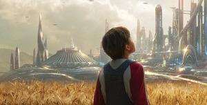 Tomorrowland - montaña espacial