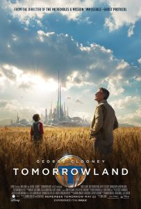 Tomorrowland - poster