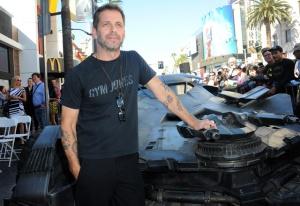 BvS - Zack Snyder