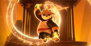 Kung Fu Panda 3 - Caballero Dragón