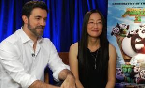 Kung Fu Panda 3 - Los directores