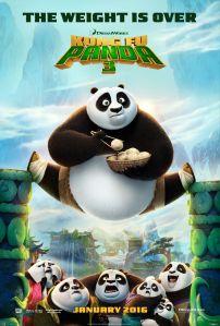 Kung Fu Panda 3 - Poster