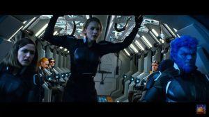 Apocalipsis - En el avión