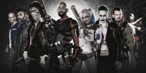 Suicide Squad Todos
