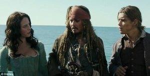 Piratas 5 - Los guapos