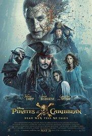 Piratas 5 - Poster