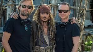 Piratas - los directores
