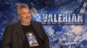 Valerian - Luc Besson