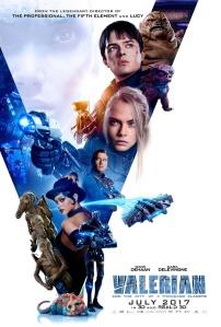 Valerian - Poster