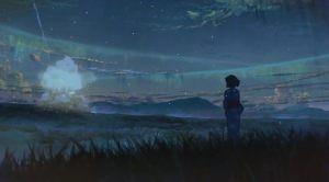 Your name - animación