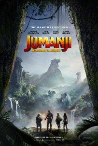 Jumanji2 - Poster
