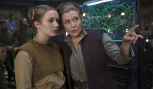 Last Jedi - Leia