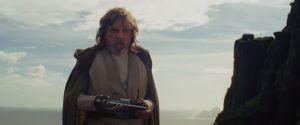 Last Jedi - Luke