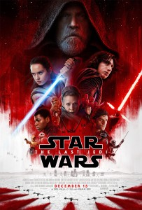 Last Jedi - Poster