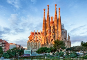 Origin - Sagrada Familia