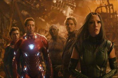 Infinity - Iron y amigos