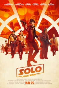 Solo - Poster