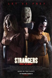Strangers - Poster