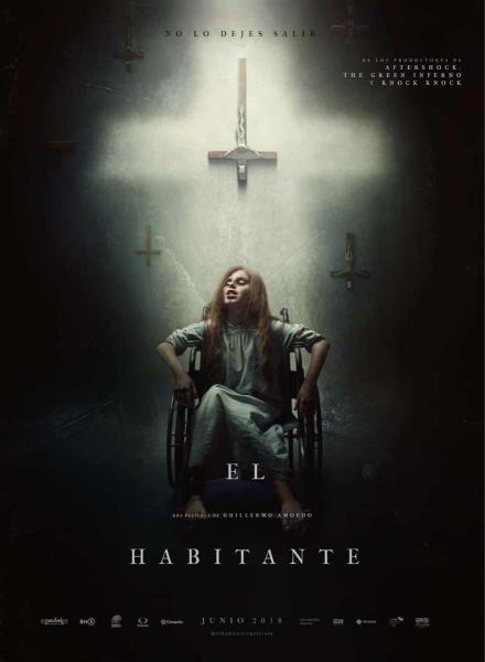 Habitante - Poster