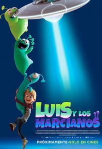 Luis y los Marcianos - Poster