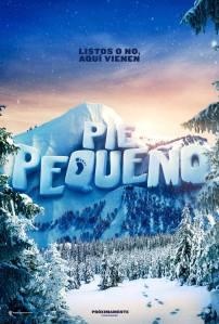 Pie Pequeño - Poster
