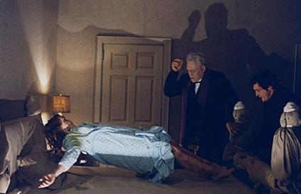TDAFA - Escena de El Exorcista