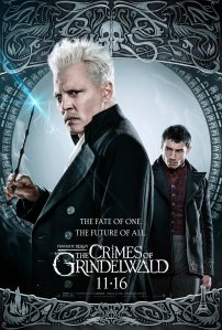 Gridelwald - Poster