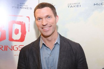 "Travis Knight And Art Parkinson At Special Screening Of ""Kubo And The Two Strings"" In Miami"