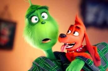 Grinch - Grinch y Max