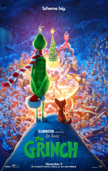 Grinch - Poster