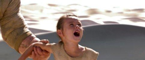 Star Wars - Rey niña