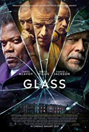 glass - póster
