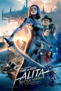 Alita - Poster