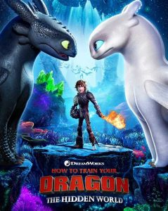 Dragón3 - Poster