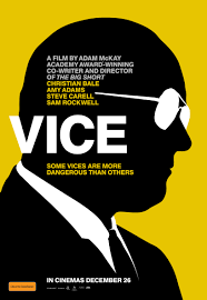 Vice - Poster
