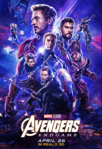 Avengers 4 - Poster