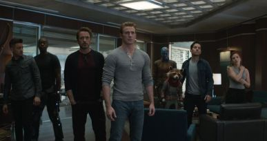 Avengers 4 - Todos