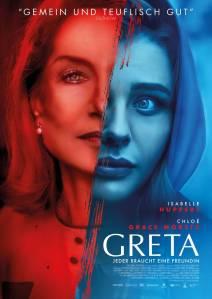 Greta - Poster