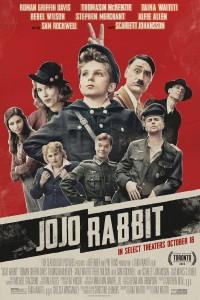JJR - Jo Jo Rabit Poster